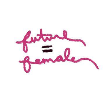 El futuro es femenino de jnucks18
