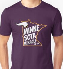 Minnesota Miracle Unisex T-Shirt