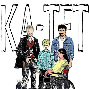 Ka-Tet ... The Dark Tower Series by fullcirclemandalas