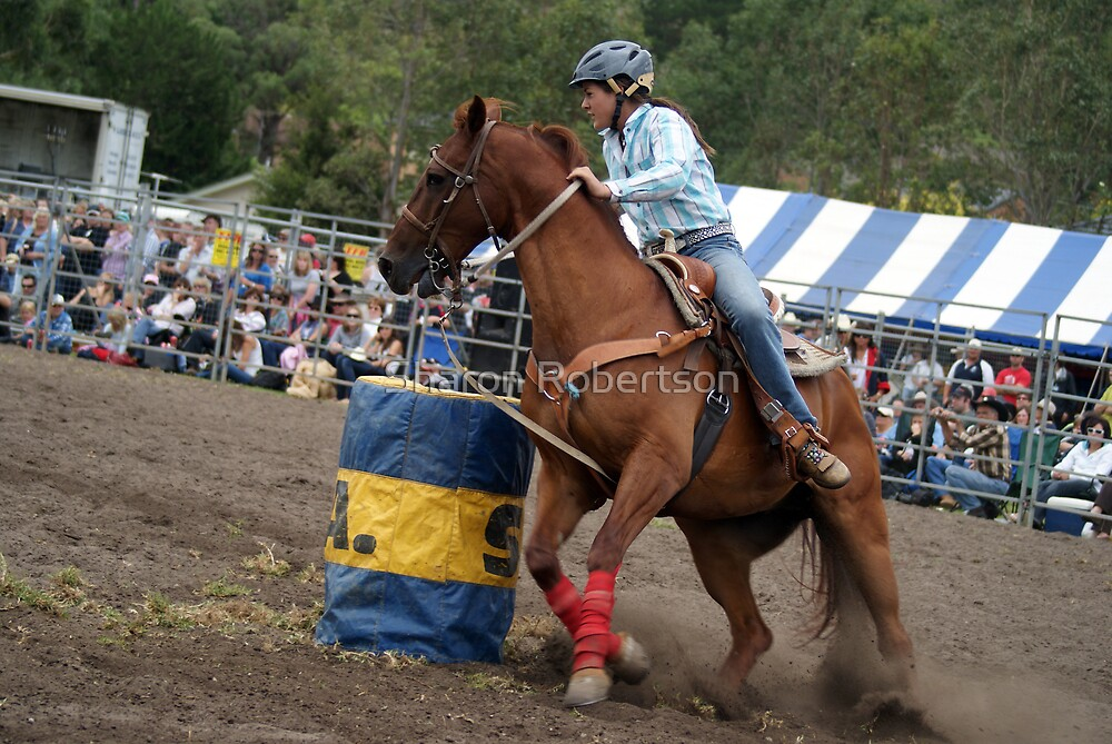 Picton Rodeo BR3 by Sharon Robertson