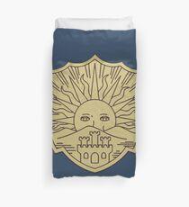 Black clover Golden Dawn Duvet Cover