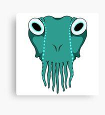 amphibian Canvas Print