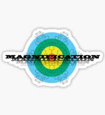 Magnification  Sticker