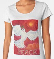 Peace  Women's Premium T-Shirt