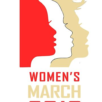 Womans March 2018 by marsbees