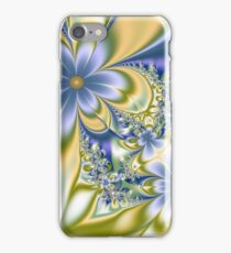 Silky Flowers iPhone Case/Skin