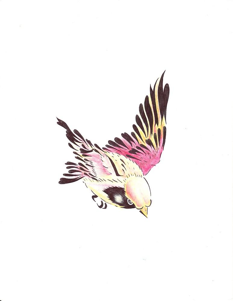Jail Bird by MsM1187