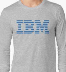 IBM logo Long Sleeve T-Shirt