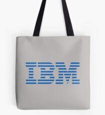 IBM logo Tote Bag