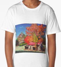 car painting Long T-Shirt