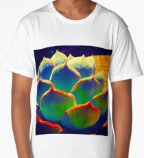 Succulent Plant Long T-Shirt