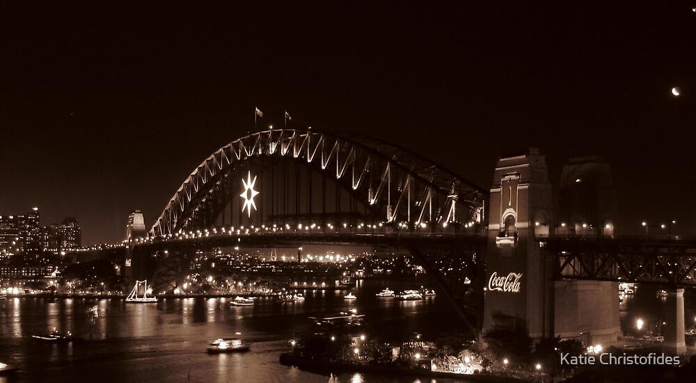 Bridge Landscape by Katie Christofides