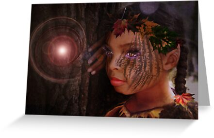 The Dryad Queen by Marny Barnes
