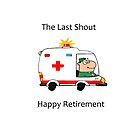 Paramedic Retirement by Catherine Hamilton-Veal  ©