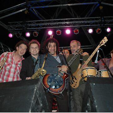 Nicky Bomba's Bustamento - Group Photo by muz2142