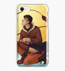 Toothy Tarot: Donovan (Strength) iPhone Case/Skin