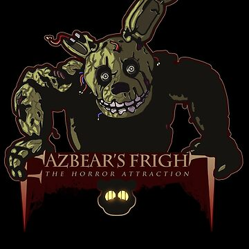 Fazbear's Fright: The Horror Attraction by qlaxx