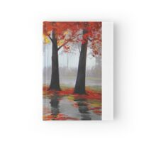 Quot Wet Fall Day Quot By Graham Gercken Redbubble