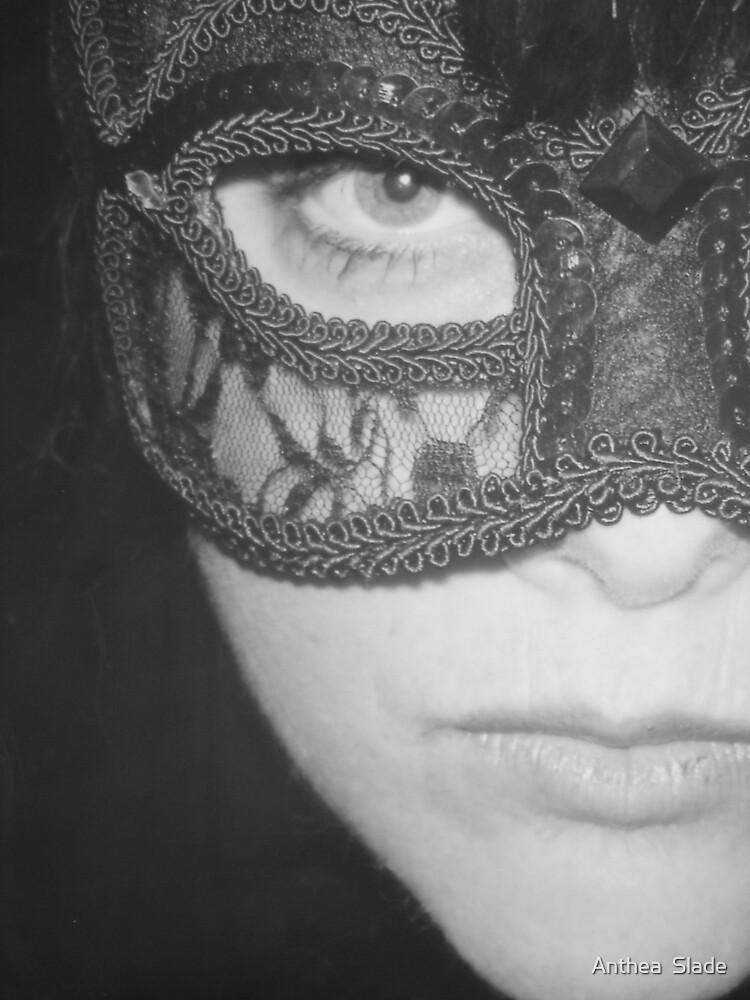 Half Mask by Anthea  Slade