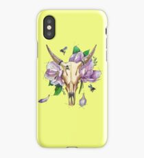 thoughts of spring iPhone Case/Skin
