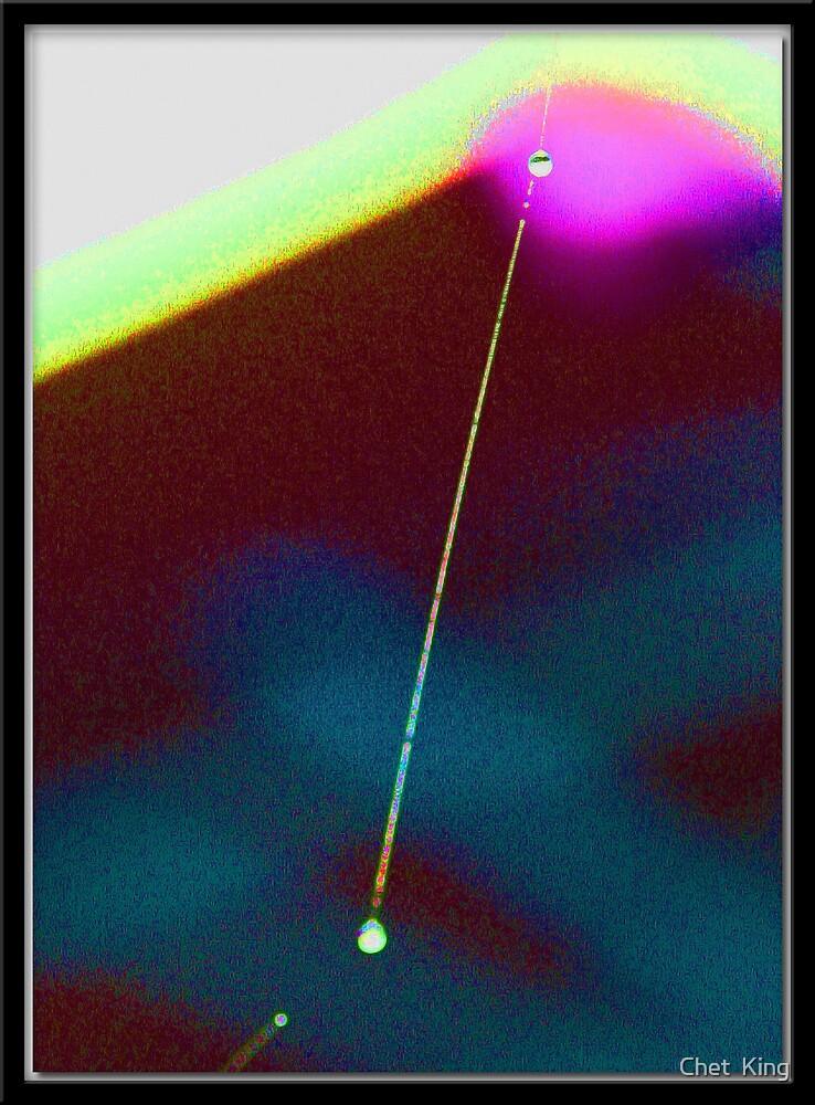 Dew On Gossamer by Chet  King