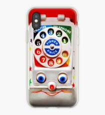 Smiley Toys Dial Phone iPhone Case