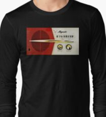 My Grand Father Old Radio Long Sleeve T-Shirt
