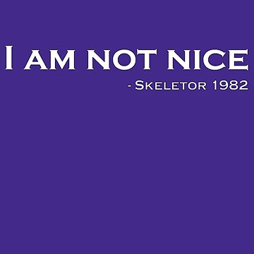 I am not nice by newbs