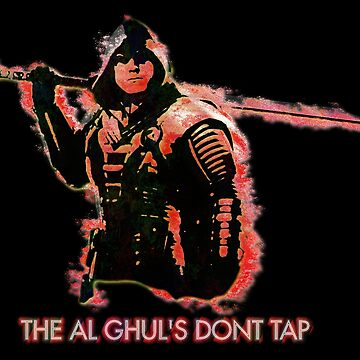 Robin - The Al Ghul's don't tap by Kuilz