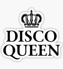 Disco Queen Sticker
