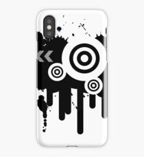 Grunge Vector iPhone Case/Skin