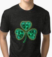 Sham Rocks!!! Tri-blend T-Shirt
