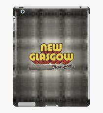New Glasgow, Nova Scotia | Retro Stripes iPad Case/Skin