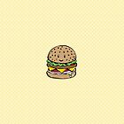 Hamburger by Dewychan