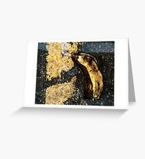 Manana Banana Greeting Card