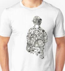 GEOMETRIC YUKATA Unisex T-Shirt