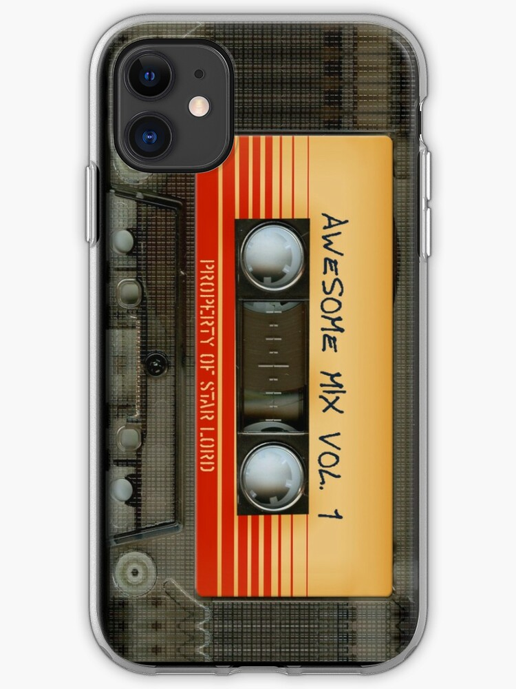 Awesome Mix Vol. 1 iphone 11 case