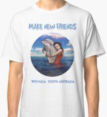 Make New Friends Classic T-Shirt