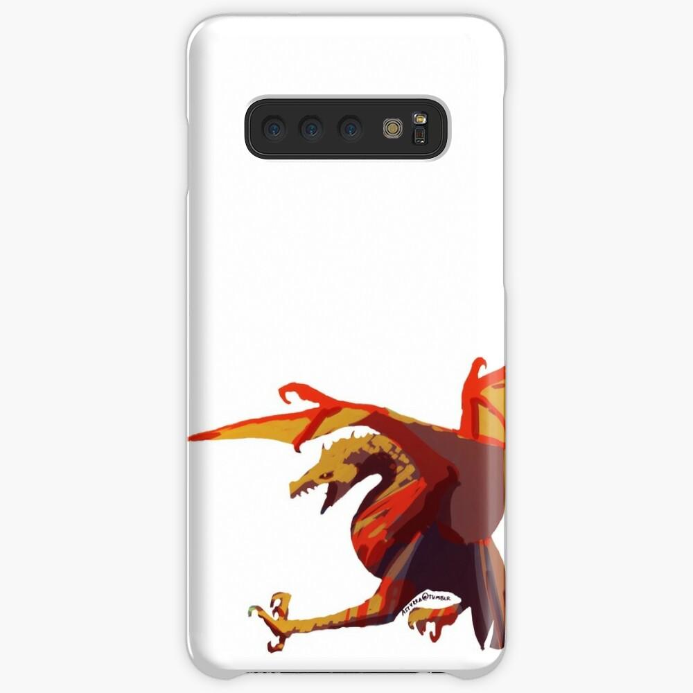 Ein anderer Drache Hülle & Klebefolie für Samsung Galaxy