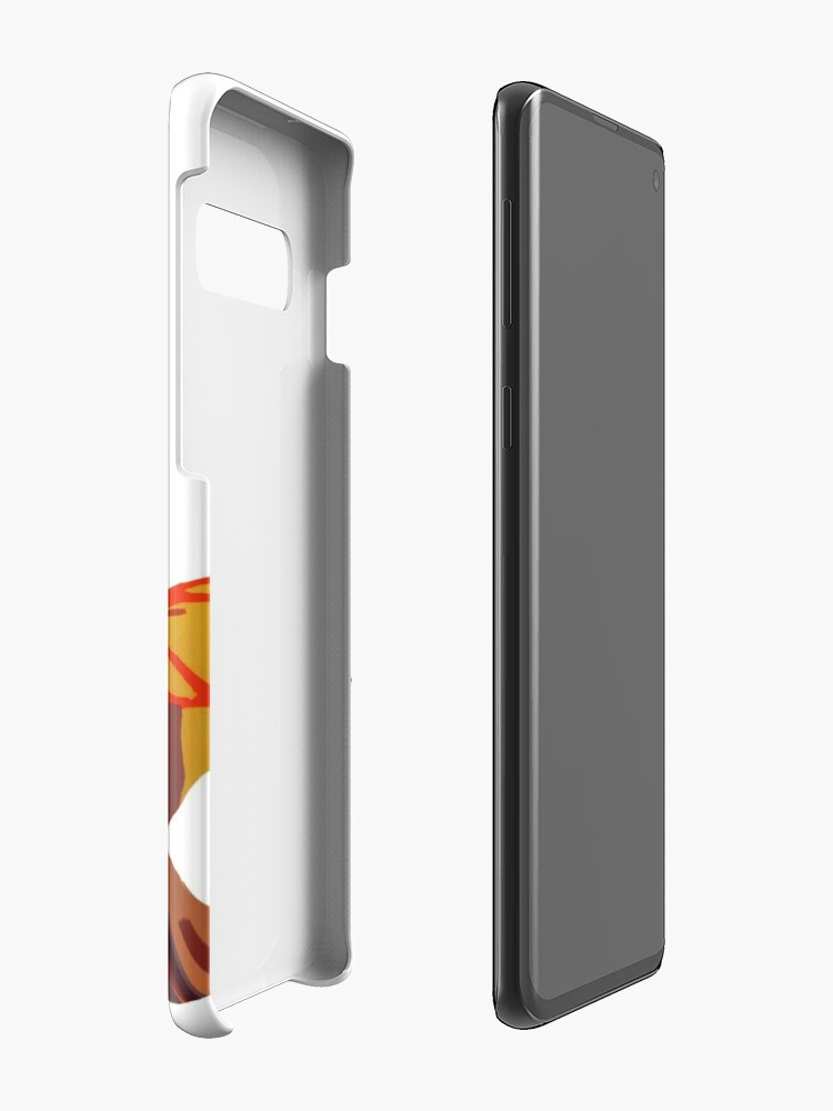 Alternative Ansicht von Ein anderer Drache Hülle & Klebefolie für Samsung Galaxy