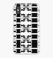 pointing fingers iPhone Case/Skin