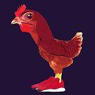 Chicken Run  by zachsymartsy