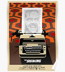 The Shining - Reworked Poster