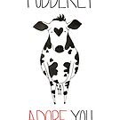 I Udderly Adore You by flailingmuse