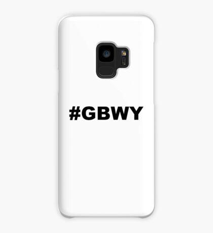 #gbwy Case/Skin for Samsung Galaxy