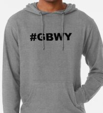 #gbwy Lightweight Hoodie
