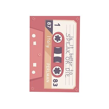 cassette by ShanelleO