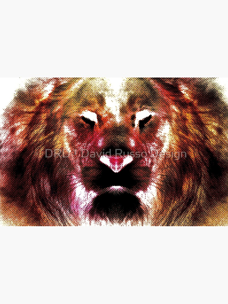 Heart Of A Lion by DavidRusso