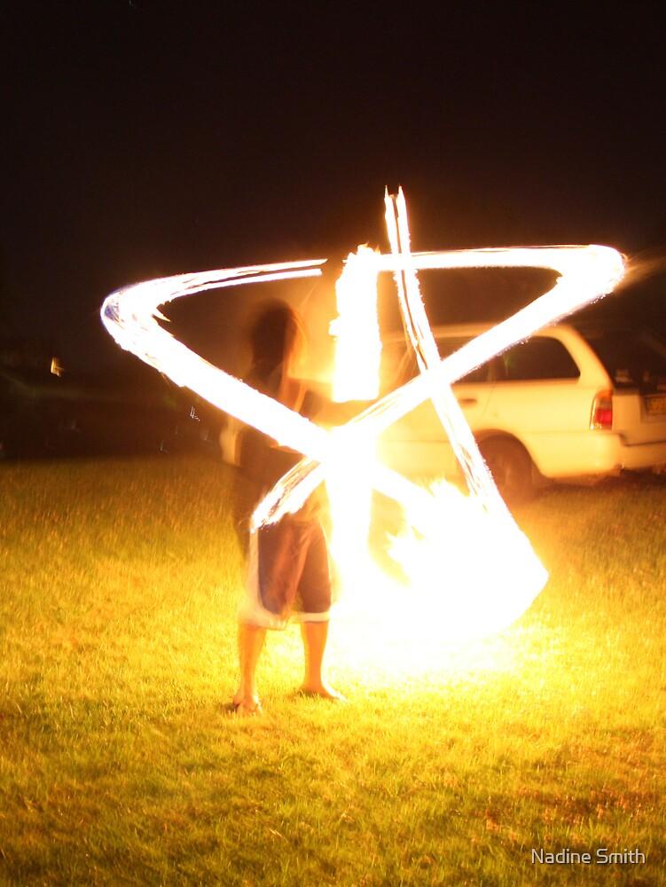Fire Star by Nadine Smith
