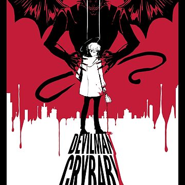 Devilman Crybaby by SnipSnipArt